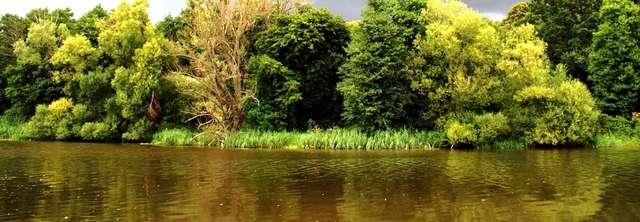 Stopki: stanica wodna na Łynie - full image