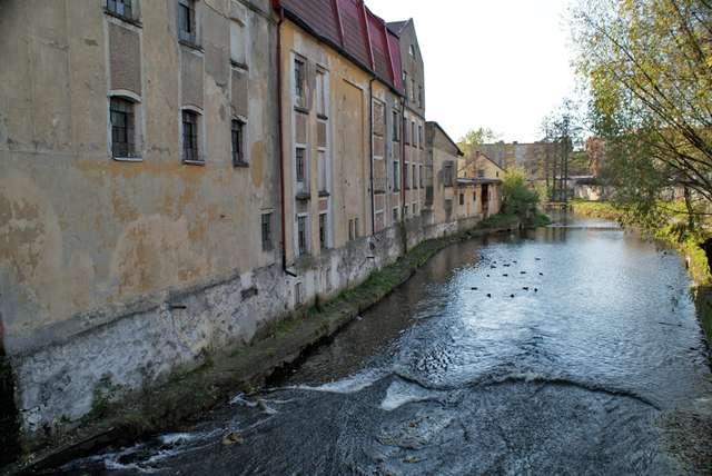 Olecko: młyn wodny - full image