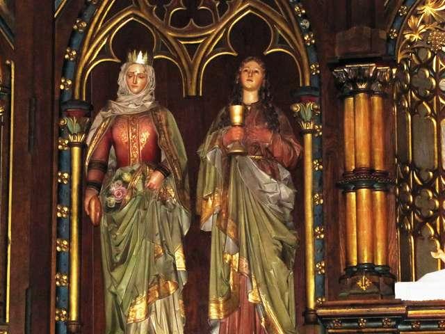 Tolkmicko: kościół św. Jakuba - full image
