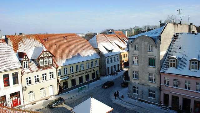 Zimowy Reszel - full image
