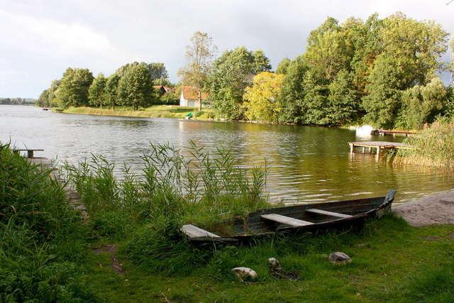 Jezioro Śniardwy - największe w Polsce - full image