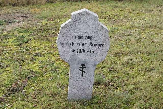 Cmentarz wojenny w Snopkach - full image