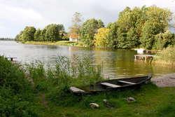 Jezioro Śniardwy - największe w Polsce