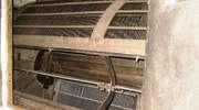 Zabytkowa wyłuszczarnia nasion w Rucianym - Nidzie