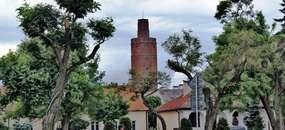Wieża ciśnień w Białej Piskiej