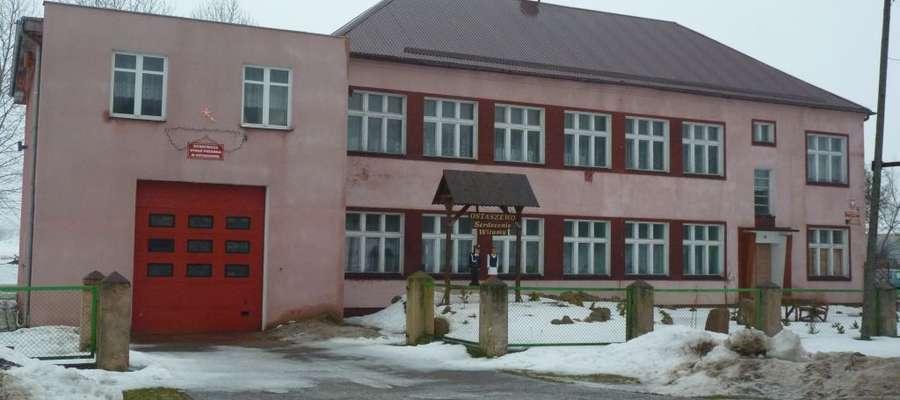 Szkoła w Ostaszewie doczeka się