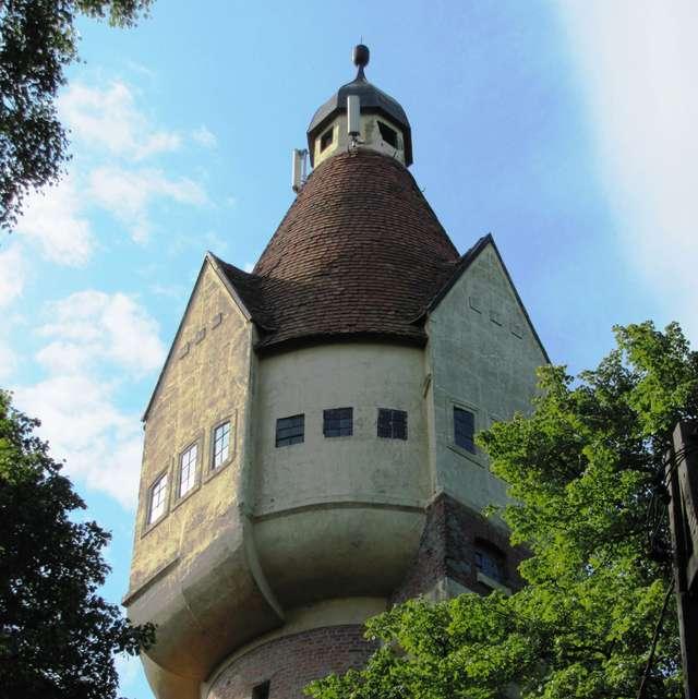Pasym: wieża ciśnień - full image