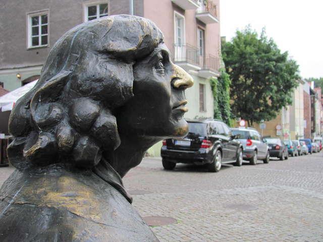 Pogoń za Kopernikiem, czyli nowy sposób na zwiedzanie Olsztyna - full image