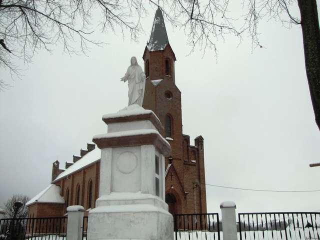 Zastawno: kościół z 1866 roku - full image