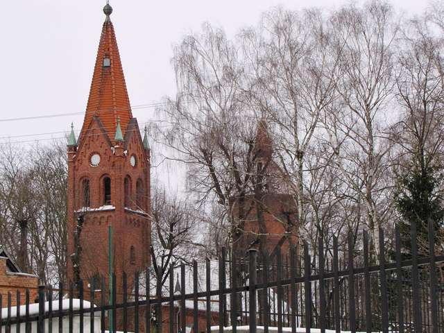 Pasłęk: cerkiew greckokatolicka św. Józefa - full image