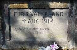 Szczytno: cmentarz wojenny z 1914 roku