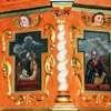 Dźwierzuty: zabytkowy kościół ewangelicki z końca XIV wieku