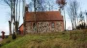 Nowe Włóki: kościół z 1874 roku