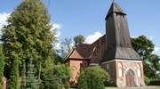 Purda: kościół św. Michała Archanioła z 1503 roku