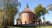 Ramsowo: kościół z 1730 roku