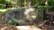 Kamień ofiarny Jaćwingów w Starych Juchach