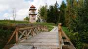 Stare Juchy: wieża widokowa