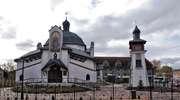 Kętrzyn: cerkiew greckokatolicka św, Bazylego Wielkiego