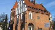 Pasłęk: ratusz miejski z XIV wieku