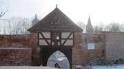 Brama Młyńska w Pasłęku (XIV wiek)