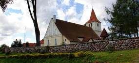 Kościół w Starych Juchach (XVI/XVII wiek)