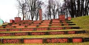 Cmentarz wojenny z I wojny światowej w Bartoszycach