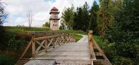 Wieża widokowa w Starych Juchach