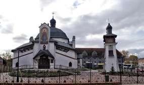 Cerkiew greckokatolicka św. Bazylego Wielkiego w Kętrzynie