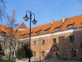 Zamek w Pasłęku