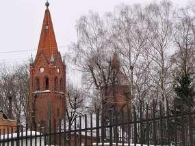 Cerkiew greckokatolicka Narodzenia Najświętszej Marii Panny w Pasłęku