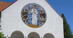Kościół św. Brunona w Giżycku