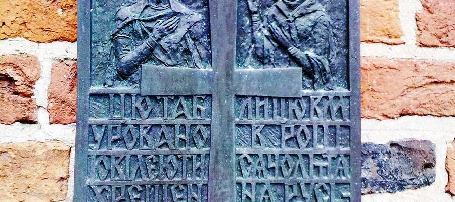 Za ofiary Wielkiego Głodu modlono się również w parafii w Asunach...