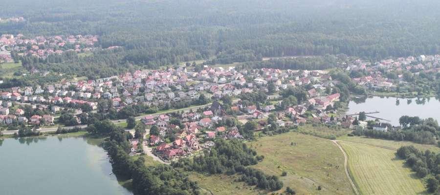 Likusy są pięknym osiedlem domków jednorodzinnych. Przewodniczącym rady osiedla jest tam Józef Gołaszewski