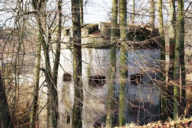 Ruciane-Nida: bunkier z początku XX wieku - full image