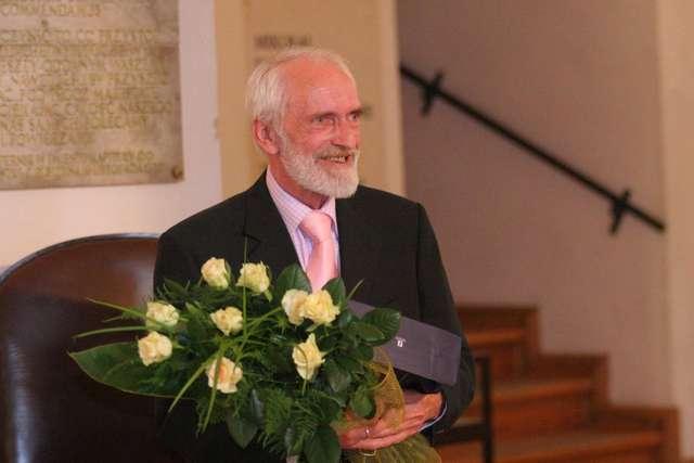 Erwin Kruk zostanie doktorem honoris causa - full image