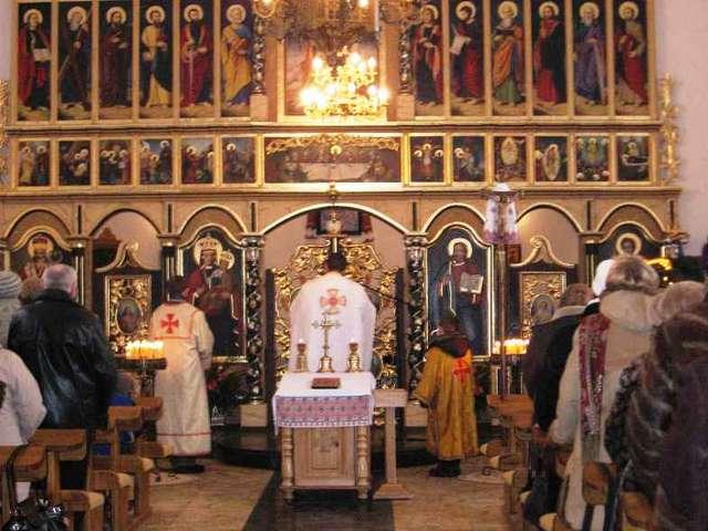 Morąg: cerkiew greckokatolicka św. Jerzego  - full image