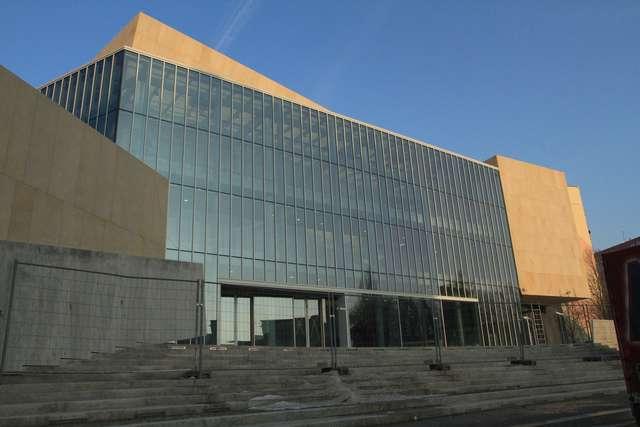 Nowa siedziba Filharmonii Warmińsko-Mazurskiej - full image