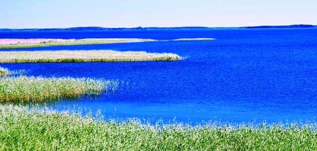 Trasa rowerowa: Mikołajki - Ługanie – Dziubiele – jezioro Tuchlin - Mikołajki - full image