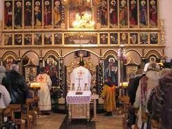 Morąg: cerkiew greckokatolicka św. Jerzego