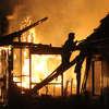 Tragiczne skutki pożaru. Jedna osoba nie żyje, druga trafiła do szpitala
