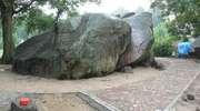 Diabelski Kamień w Bisztynku:
