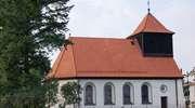Księży Lasek: kościół z 1928 roku