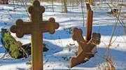 Krutyń: cmentarz ewangelicki