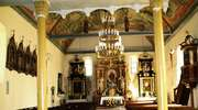 Klewki: barokowy kościół z XVI wieku