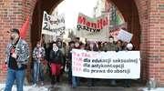 Nie tylko dla feministek, czyli Manifa w Olsztynie