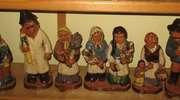 Gliniane figurki w Pieckach