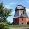 Bęsia: zabytkowy wiatrak z 1810 roku