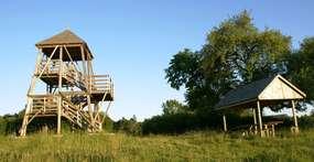 Wieża widokowa w Będziszewie