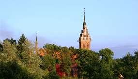 Kościół Najświętszego Serca Pana Jezusa w Górowie Iławeckim (1895)