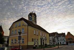 Ratusz w Górowie Iławeckim